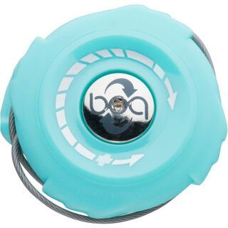 Specialized S2-Snap Boa Kit Left & Right Dials with Lace, Light Turquoise - Zubehör