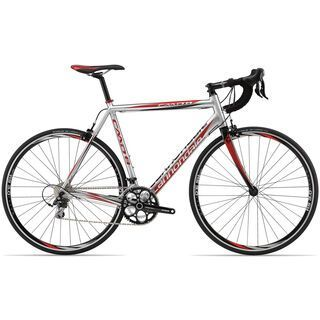 Cannondale CAAD 8 5 105 Compact 2013, brushed aluminum gloss - Rennrad