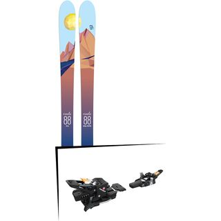 Set: Icelantic Oracle 88 2018 + Fritschi Tecton 12