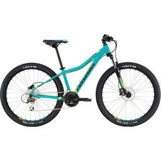 Cannondale Trail Women's 6 2016, turquoise/black - Mountainbike
