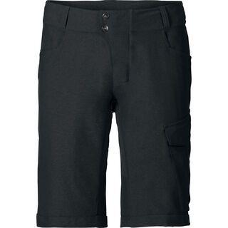 Vaude Mens Tremalzo Shorts II inkl. Innenhose, black - Radhose