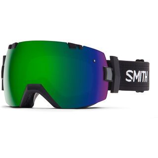 Smith I/Ox inkl. Wechselscheibe, black/Lens: chromapop sun - Skibrille