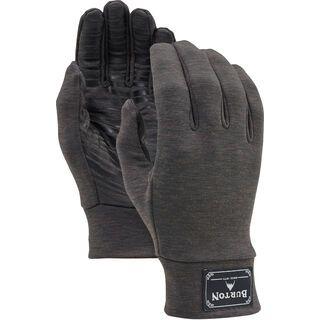 Burton drirelease Wool Liner, black heather - Snowboardhandschuhe
