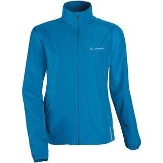 Vaude Women's Dundee Classic ZO Jacket, teal blue - Radjacke