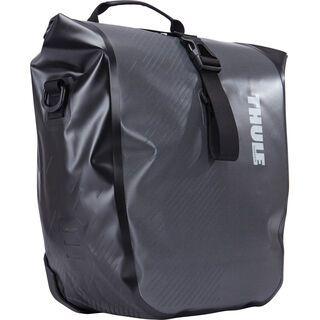 Thule Pack 'n Pedal Shield Pannier Small (Paar), dunkelgrau - Fahrradtasche