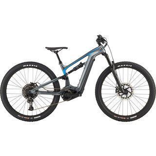 Cannondale Habit Neo 3 625 2020, grey - E-Bike