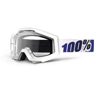 100% Strata, ice age/Lens: clear - MX Brille