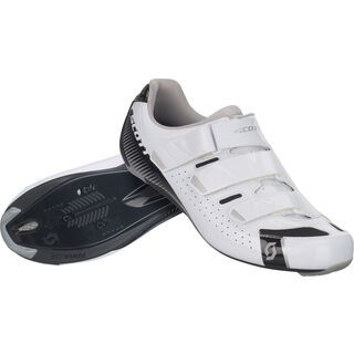 Scott Road Comp Shoe, gloss white/gloss black - Radschuhe