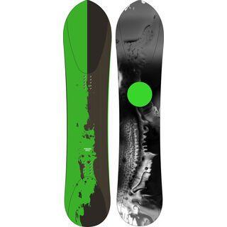 Yes The 420 Powder Hull 2018 - Snowboard