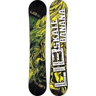 Lib Tech Skate Banana BTX 2015, Yellow - Snowboard