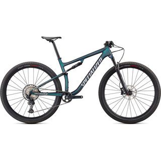 Specialized Epic Comp 2021, carbon/oil/flake silver - Mountainbike