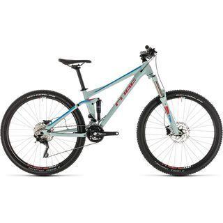 Cube Sting WS 120 EXC 29 2019, lightblue´n´coral - Mountainbike