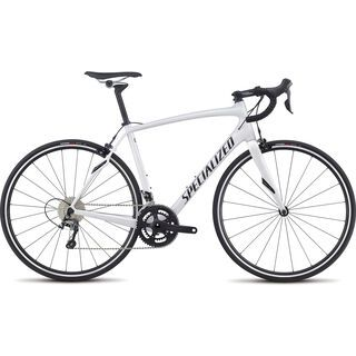 Specialized Roubaix SL4 2017, wht silver/black - Rennrad