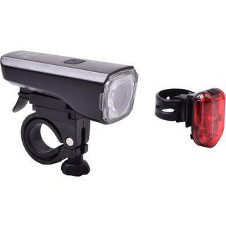 Cube RFR Beleuchtungsset Tour 25 USB, black