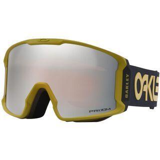 Oakley Line Miner Prizm Factory Pilot Progression, Lens: black iridium - Skibrille