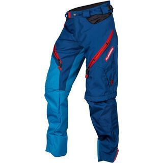 Platzangst Bulldog Pants, blue - Radhose