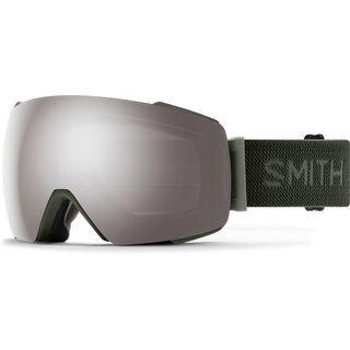 Smith I/O Mag inkl. WS, sage flood/Lens: cp sun platinum mirror - Skibrille