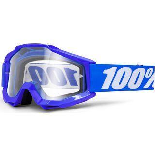 100% Accuri, reflex blue/Lens: clear - MX Brille