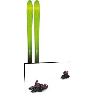 Set: K2 SKI Pinnacle 95 2017 + Marker Alpinist 12 (2319300)