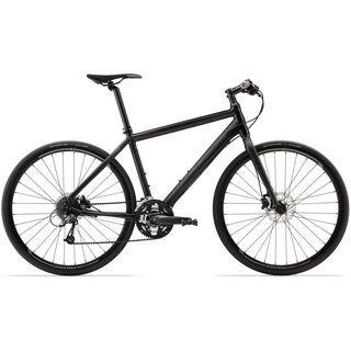Cannondale Bad Boy 6 2014, schwarz matt - Urbanbike