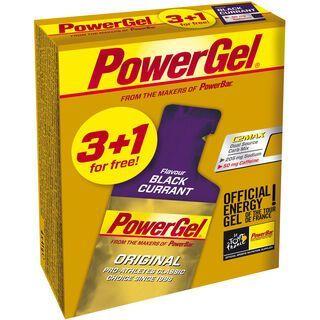 PowerBar Multipack Power Gel 3 + 1 - Energie Gel