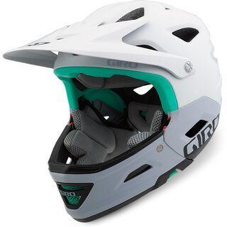 Giro Switchblade MIPS, white/grey - Fahrradhelm