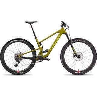 Santa Cruz Tallboy CC X01 Reserve 2020, rocksteady/yellow - Mountainbike
