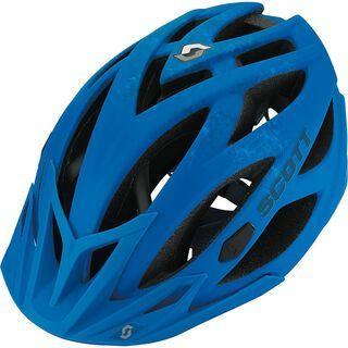 Scott Groove II, blue matt - Fahrradhelm