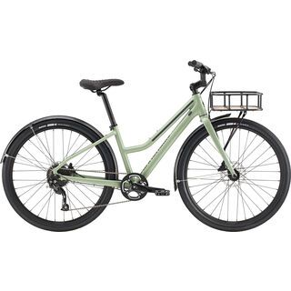 Cannondale Treadwell EQ Remixte 2020, agave - Urbanbike