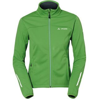 Vaude Women's Wintry Jacket III, parrot green - Radjacke