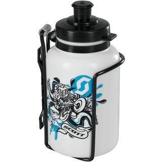 Scott Water Bottle + Bottle Cage Kids - Trinkflasche