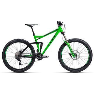 Cube Stereo 160 HPA Pro 27.5 2015, green/black - Mountainbike