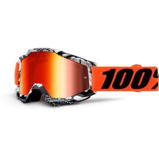100% Accuri inkl. Wechselscheibe, voltaire/Lens: mirror red - MX Brille