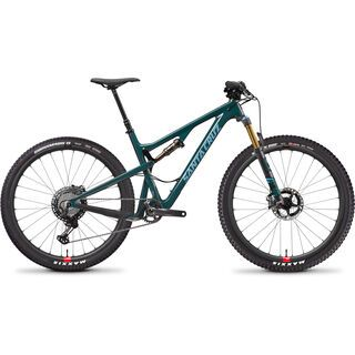 Santa Cruz Tallboy CC XTR Reserve 2019, green/blue - Mountainbike