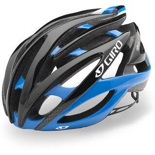 Giro Atmos II, blue black - Fahrradhelm
