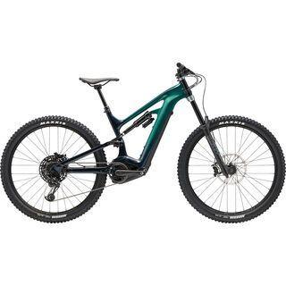 Cannondale Moterra Neo SE 27.5 2020, emerald - E-Bike