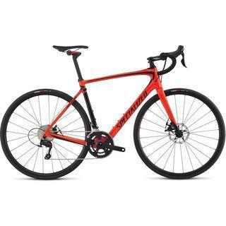 Specialized Roubaix Elite 2017, red/black - Rennrad