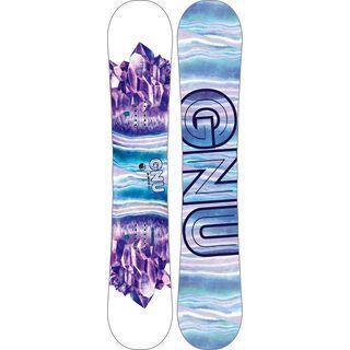 Gnu B-Nice Asym 2017 - Snowboard