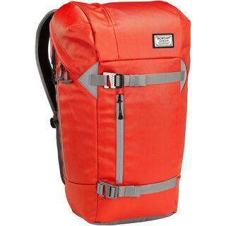 Burton Lumen Pack, real red tarp - Rucksack