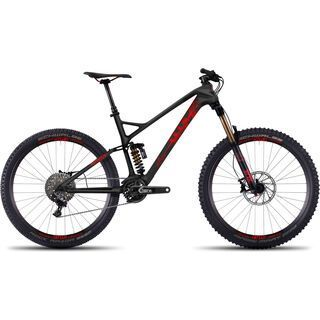 Ghost Pathriot LC 10 2016, black/red - Mountainbike