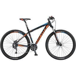 Scott Aspect 940 2015, black orange/blue - Mountainbike