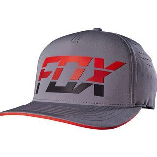 Fox Seca Splice Flexfit, graphite - Cap