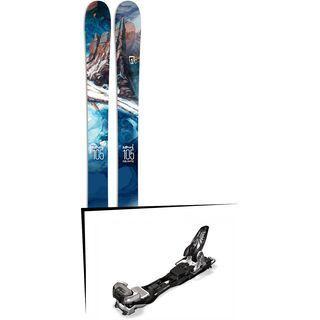 Set: Icelantic Nomad 105 2017 + Marker Baron EPF 13 (1458318S)