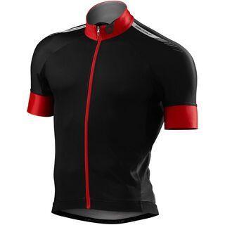 Specialized RBX Comp Jersey, black/red - Radtrikot