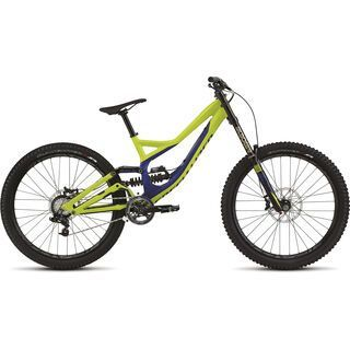 Specialized Demo 8 I 650b 2015, Gloss Hyper/Deep Blue - Mountainbike