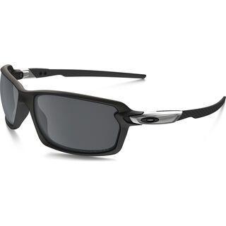 Oakley Carbon Shift Polarized, matte black/Lens: black iridium - Sonnenbrille