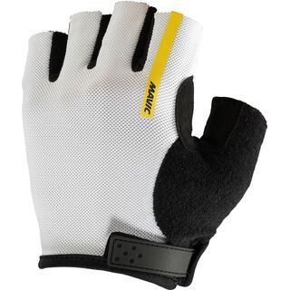 Mavic Aksium Glove, white - Fahrradhandschuhe