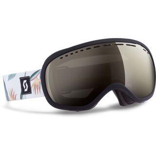 Scott Off-Grid, laidback black/solar black chrome - Skibrille