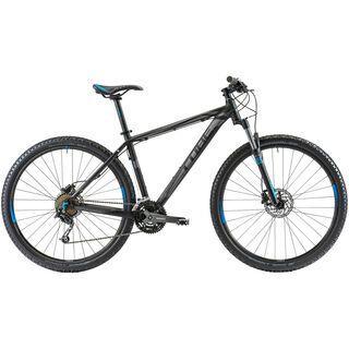 Cube Analog 29 2014, black/grey - Mountainbike