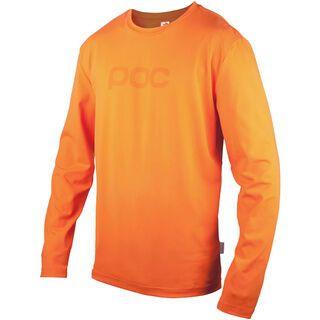 POC Trail Jersey, Iron Orange - Radtrikot